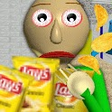Scary Math Teacher Loves Chips Likes Snacks Mod icon