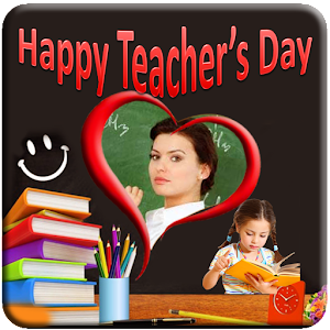 Teacher's Day Photo Frame