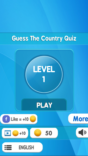 Guess The Country Quiz