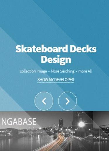玩免費遊戲APP|下載スケートボードデッキのデザイン app不用錢|硬是要APP