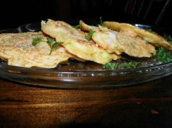 Spanish Tortillitas De Camarones (shrimp Cakes) Recipe
