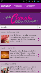 L' Art Gourmand- screenshot thumbnail