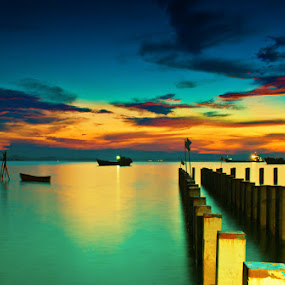 by Arief Wardhana - Landscapes Waterscapes
