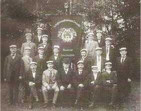 Photo: Arbejdersangforeningen Lassalle 1912