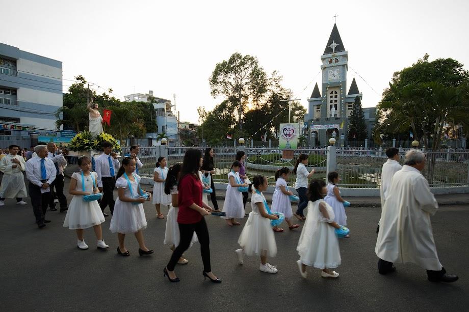 Giáo xứ Phú Bình : Rước Kiệu Phục sinh - Ảnh minh hoạ 9