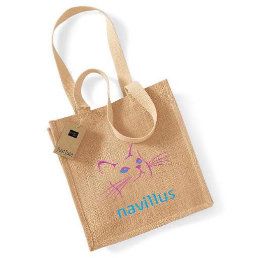 Custom Branded Jute Tote Bags
