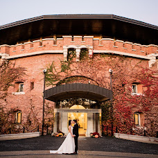 Wedding photographer Marta Rurka (martarurka). Photo of 01.12.2018