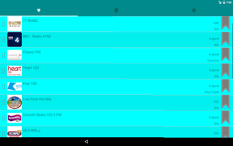 RadioNet Radio Online screenshot 12