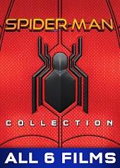 Spider-Man 6 Film Collection