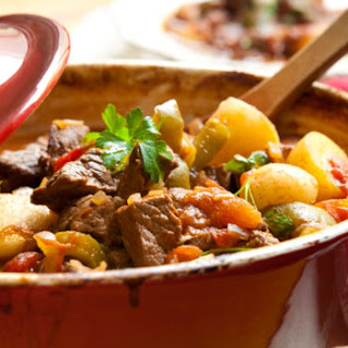 Rosemary Beef Stew