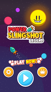 POWER SLINGSHOT SPACE LEGEND- screenshot thumbnail