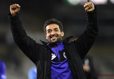 """Messoudi n'en a pas encore terminé avec le football : """"Je ne veux pas arrêter ma carrière comme ça"""""""