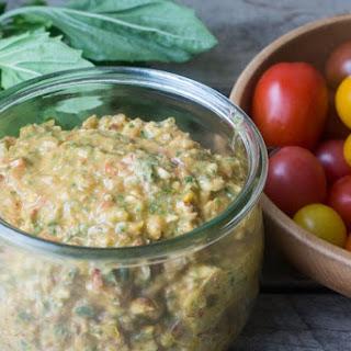 Sicilian Almond and Anchovy Pesto Recipe