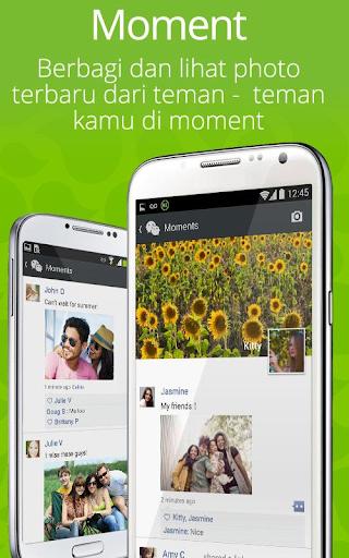Guide WhatsApp Call Messenger
