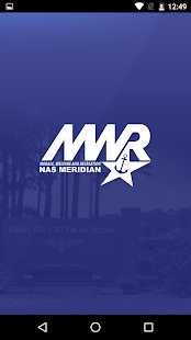 NavyMWR Meridian- screenshot thumbnail