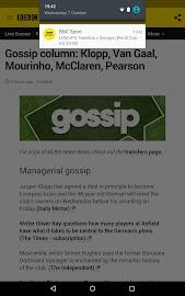 BBC Sport Screenshot 20