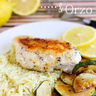 Chicken & Orzo