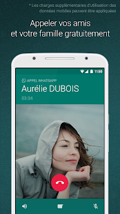 WhatsApp Messenger Capture d'écran