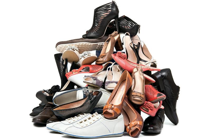 Lentekuis voor je schoenen