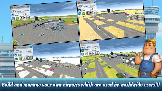 Mod Game AirTycoon 4 for Android