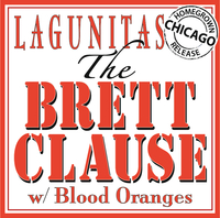 Logo of Lagunitas The Brett Clause W/ Blood Oranges