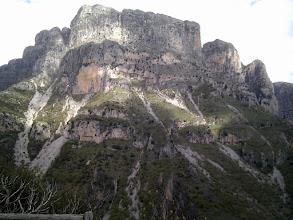 Photo: mountains at Vikos Gorge