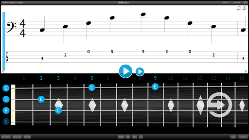 Learn Bass Guitar - Purely