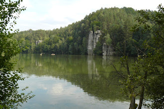 Photo: znovu Věžický rybník