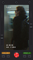 screenshot of VHS Cam: Vintage Camera Filter, Retro Video Editor