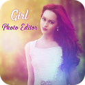 Girls Photo Editor – Girl Hair Style icon