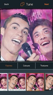 CR7Selfie- screenshot thumbnail
