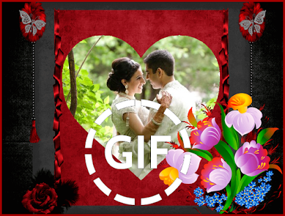Love Romantic GIF Frames - Apps on Google Play