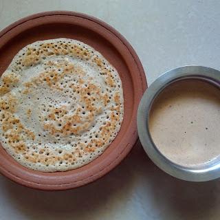Sorghum (Jowar) millet Dosa