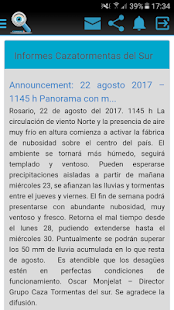Cazatormentas del Sur - náhled