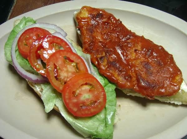 Buffalo Chicken Cutlet Sandwiches Recipe