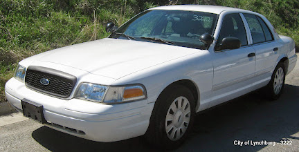 Photo: Lot 3 - (3222-1/1) - 2011 Ford Crown Victoria - 108,813 miles