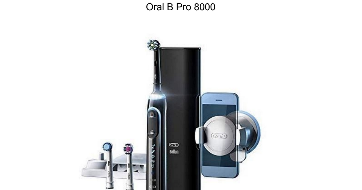 Latest Electric Toothbrushes From OralB.pdf