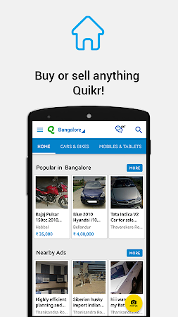 Quikr Free Local Classifieds 8.31 screenshot 189977