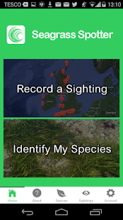 Seagrass Spotter- screenshot thumbnail