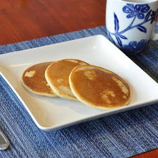 Fluffy Gluten Free Pancakes.