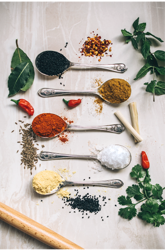 les épices et les sauces les recettes du Tournesol