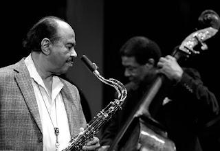 Photo: 2009 del 1 nr 12 Benny Golson New Jazztet 090208 Dizzy´s Club  New York
