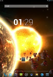 Fire Planet 3D XL screenshot 1