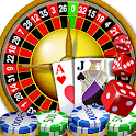 Roulette Slot Poker Keno Bingo icon