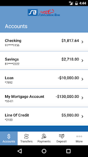 South Louisiana Bank Mobiliti™- screenshot thumbnail