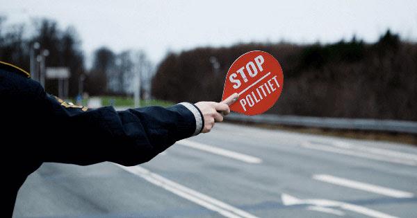 Полиция в Европе проверки на дорогах