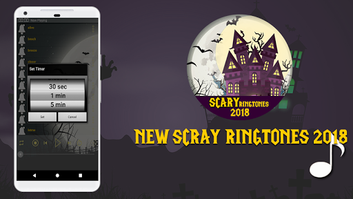Scary Ringtones & Sounds 2018 &  Ghost mp3 ☠ image 3
