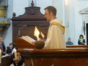 Photo: Er brennt für Jesus