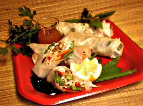 Pam's Bento Spring Roll Recipe