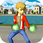 Super Ben Alien Hero: Alien Flames Fighting Mania icon